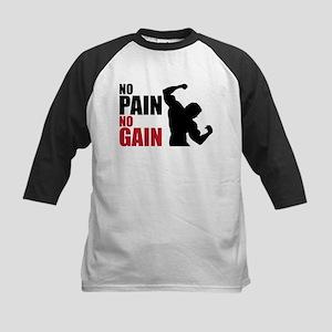 No Pain No Gain Baseball Jersey