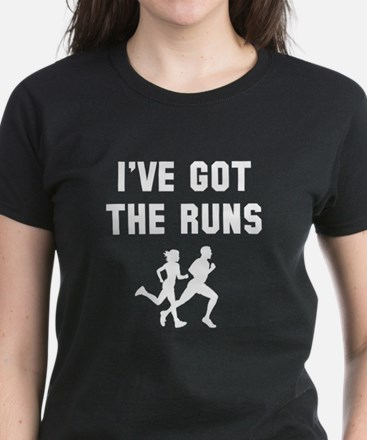 I've got the runs Women's Dark T-Shirt