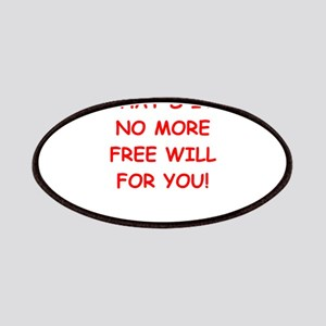 free will Patches
