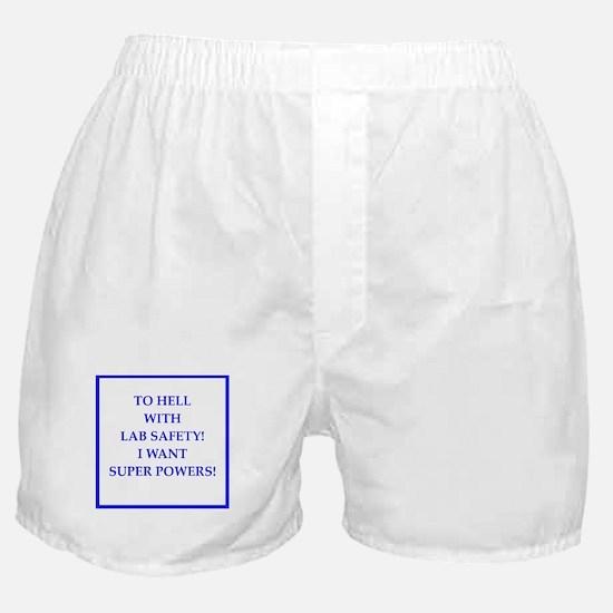 super powers Boxer Shorts