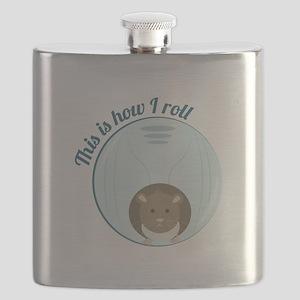 How I Roll Flask