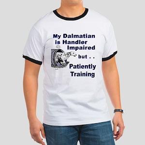 Dalmatian Agility Ringer T