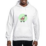Pirate Baby Hooded Sweatshirt