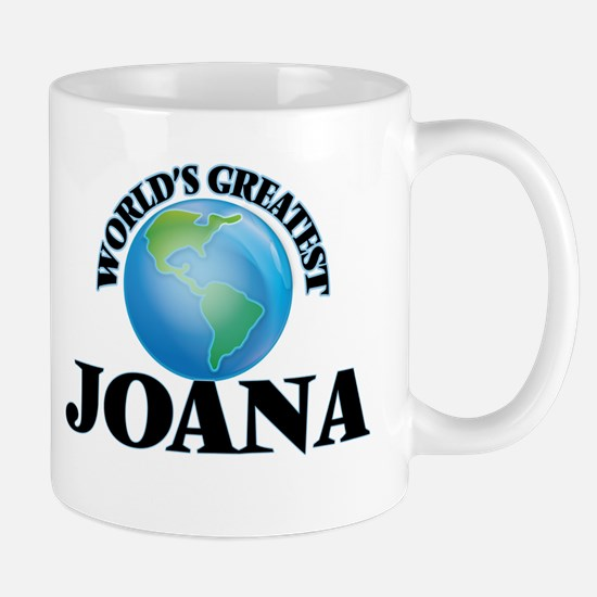 World's Greatest Joana Mugs