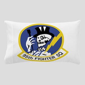 95th_fs_patch Pillow Case