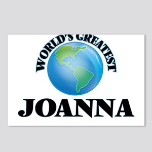 World's Greatest Joanna Postcards (Package of 8)