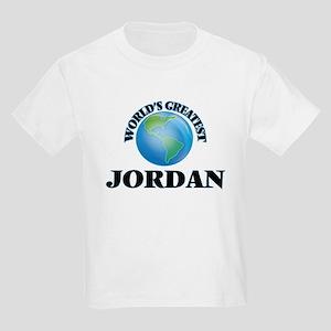 World's Greatest Jordan T-Shirt
