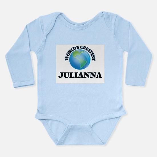 World's Greatest Julianna Body Suit