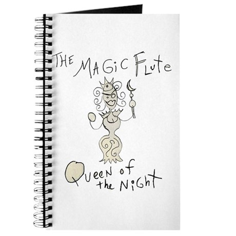 The Magic Flute: The Queen of the Night Journal