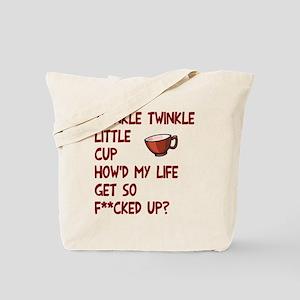Twinkle Twinkle little cup Tote Bag