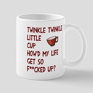 Twinkle Twinkle little cup Mug