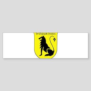 KG26 Bumper Sticker