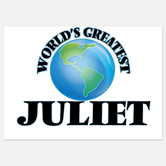 World's Greatest Juliet Invitations