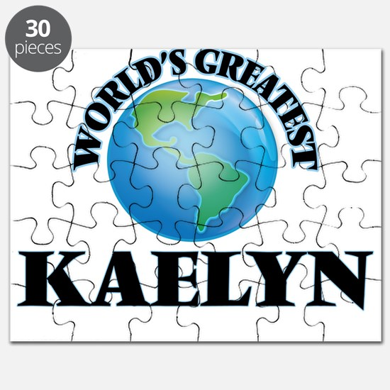 World's Greatest Kaelyn Puzzle