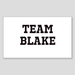 Team Name Sticker