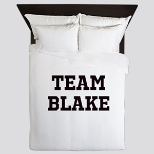 Team Name Queen Duvet