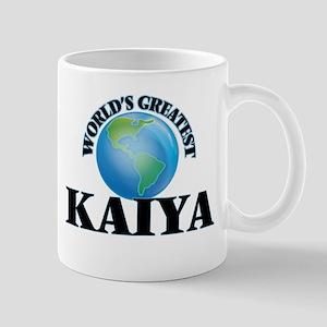 World's Greatest Kaiya Mugs
