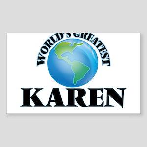World's Greatest Karen Sticker