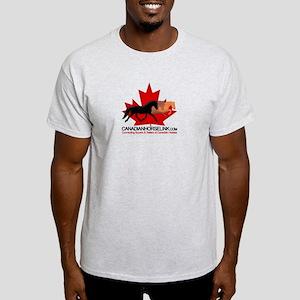 Canadian Horse Link Light T-Shirt