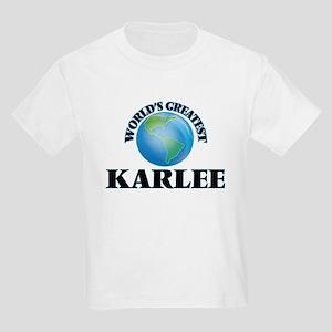 World's Greatest Karlee T-Shirt