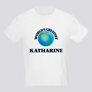 World's Greatest Katharine T-Shirt