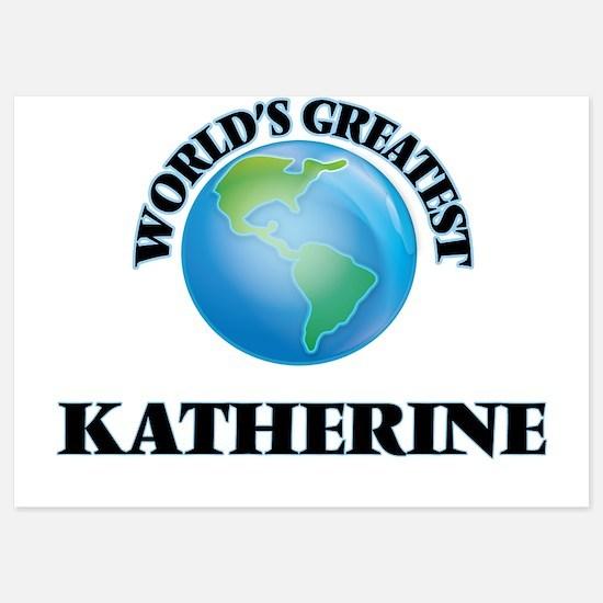 World's Greatest Katherine Invitations