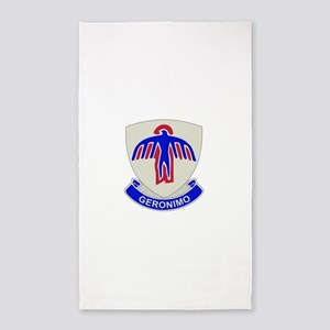 501-Parachute-Infantry-Regiment 3'x5' Area Rug