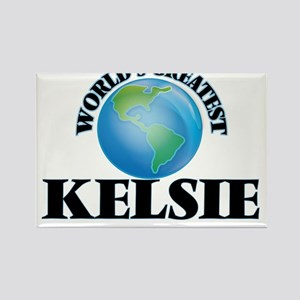 World's Greatest Kelsie Magnets