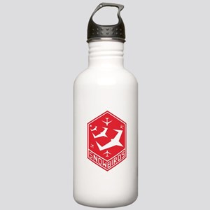 snow_bird_aerobatic.pn Stainless Water Bottle 1.0L