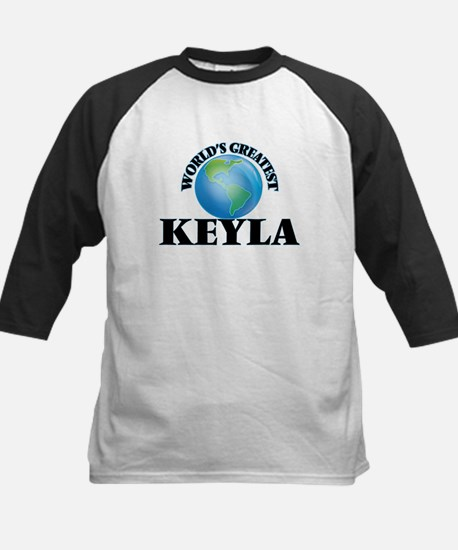 World's Greatest Keyla Baseball Jersey