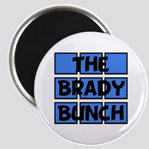 Brady Bunch Magnet