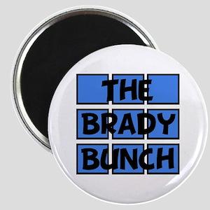 Brady Bunch Magnet