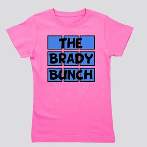 Brady Bunch Girl's Tee