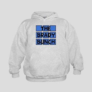 Brady Bunch Kids Hoodie