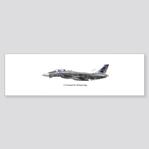 vf143print Bumper Sticker