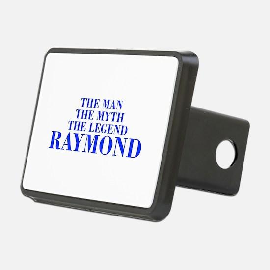 The Man Myth Legend RAYMOND-bod blue Hitch Cover