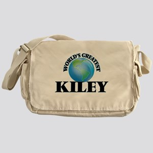 World's Greatest Kiley Messenger Bag