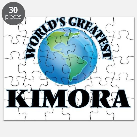 World's Greatest Kimora Puzzle