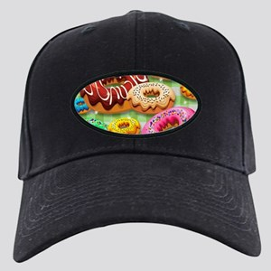Donuts Party Time Baseball Hat