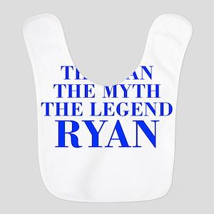 The Man Myth Legend RYAN-bod blue Bib