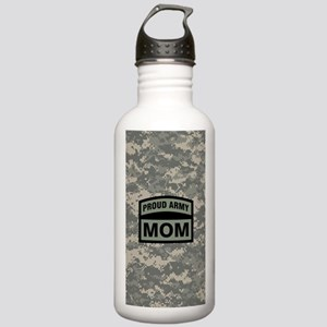 Proud Army Mom Camo Stainless Water Bottle 1.0L