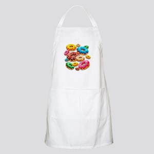 Donuts Party Time Apron