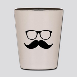 Mr. Stache Shot Glass