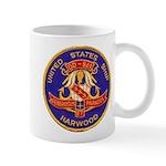 USS HARWOOD Mug