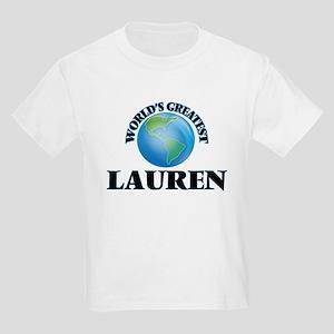 World's Greatest Lauren T-Shirt