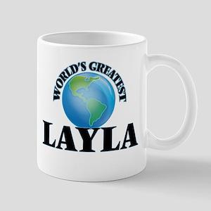 World's Greatest Layla Mugs