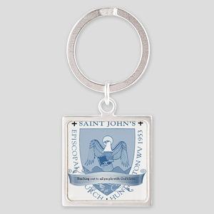 St. John's Shield Keychains