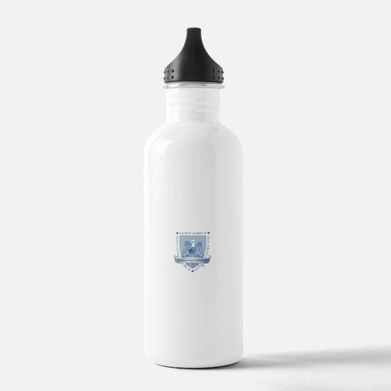 St. John's Shield Water Bottle