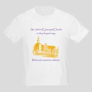 St. Johns is church your way. T-Shirt