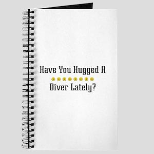 Hugged Diver Journal